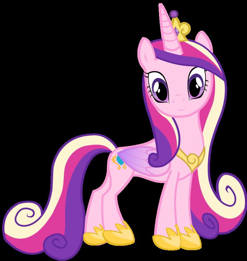 Princess cadence clipart.