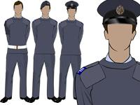 Cadet Uniform Clipart.
