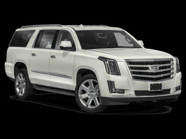New 2020 Cadillac Escalade ESV Premium Luxury 4WD.