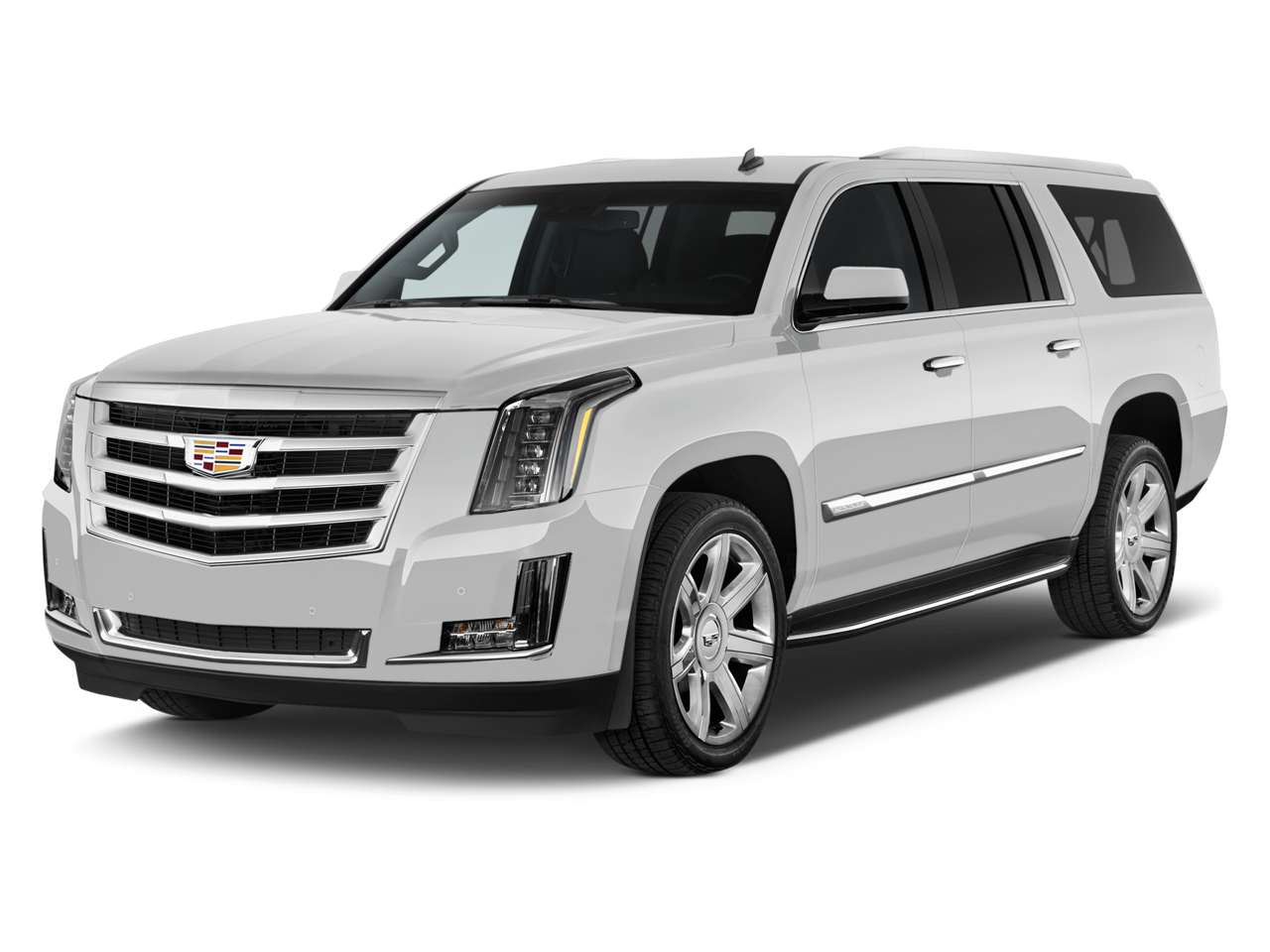 New 2019 Cadillac Escalade ESV Platinum.