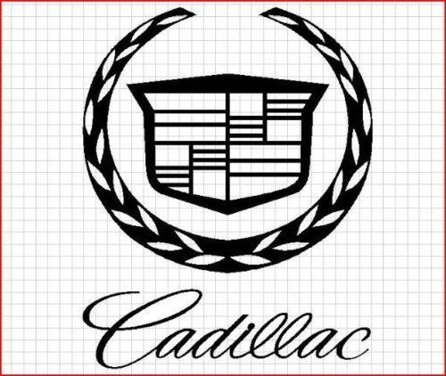 Cadillac logo clipart 1 » Clipart Portal.
