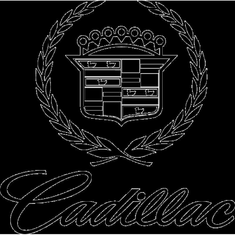 Cadillac Logo Png.