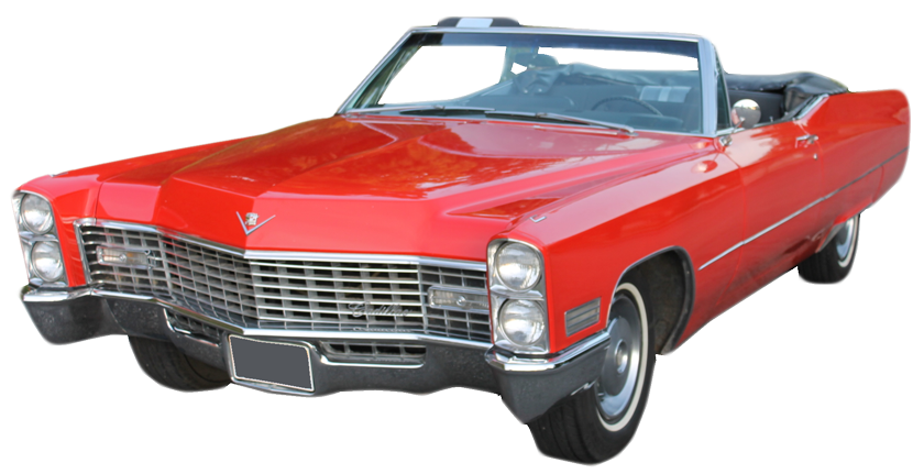 Cadillac cars PNG images free download.