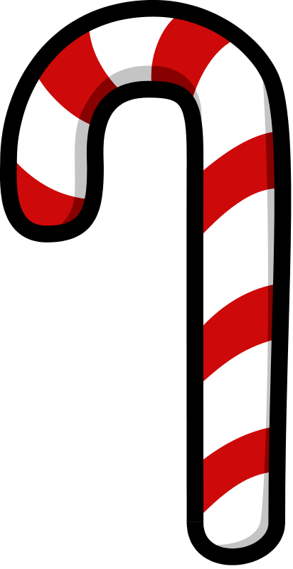 Candy cane clip art clipart.
