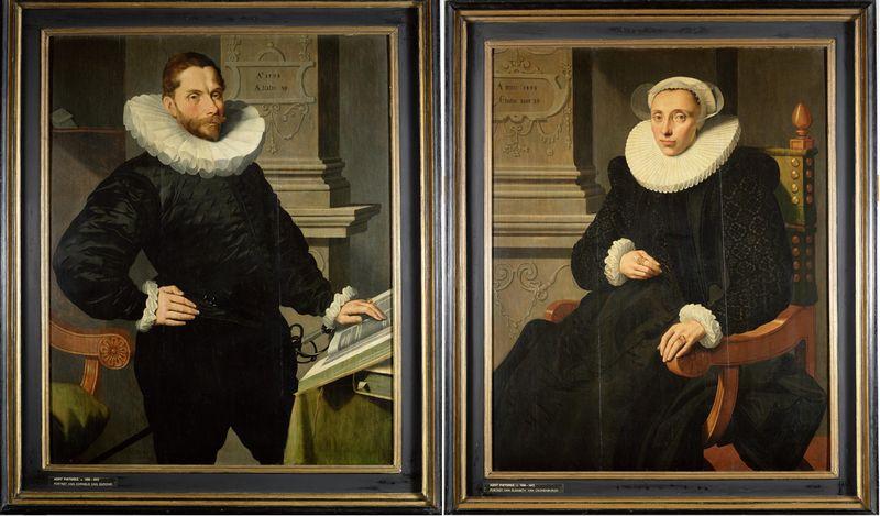 Heemskerck to Everdingen at the Stedelijk Museum Alkmaar.
