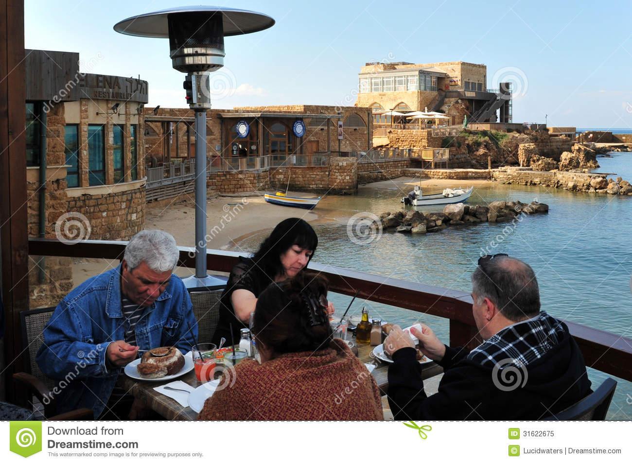 Caesarea Maritima.