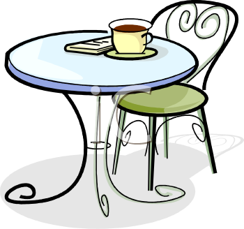 Coffee Shop Clipart.