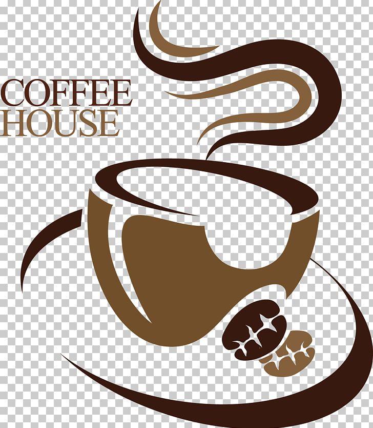 Coffee Cafe Logo PNG, Clipart, Brand, Caffeine, Clip Art.