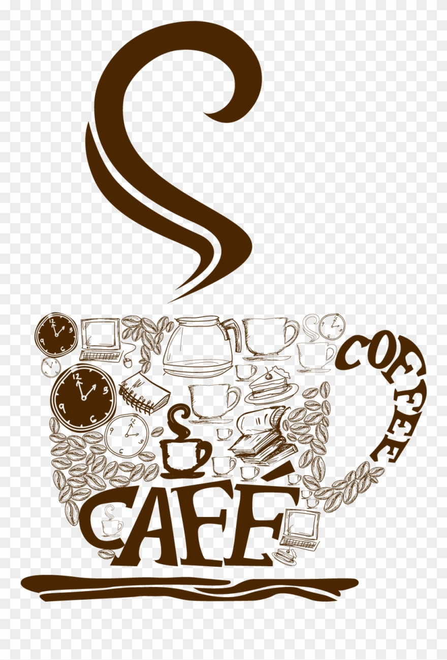 Vector Cafe Logo Png Clipart (#36206).