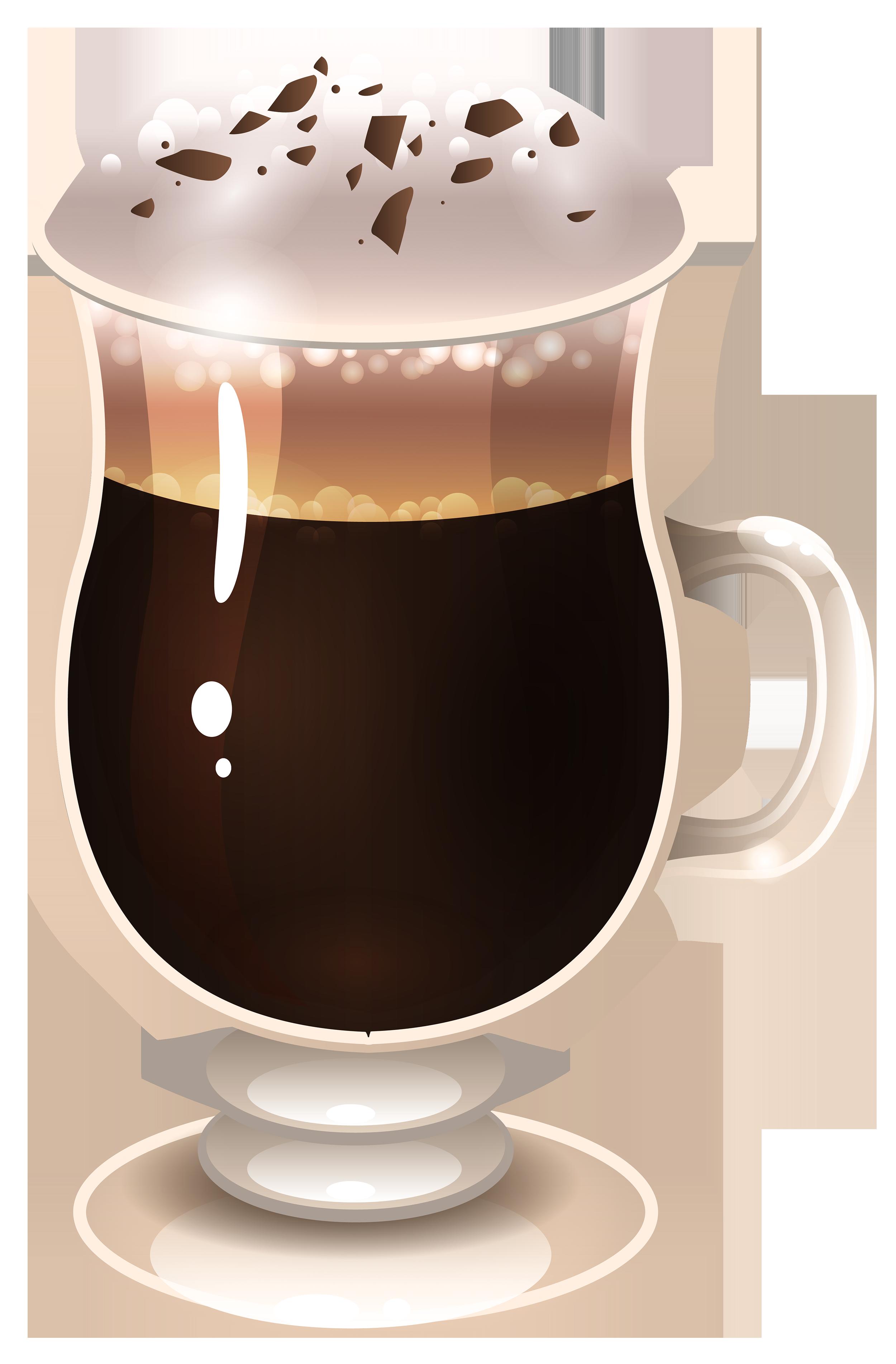 Latte clipart.