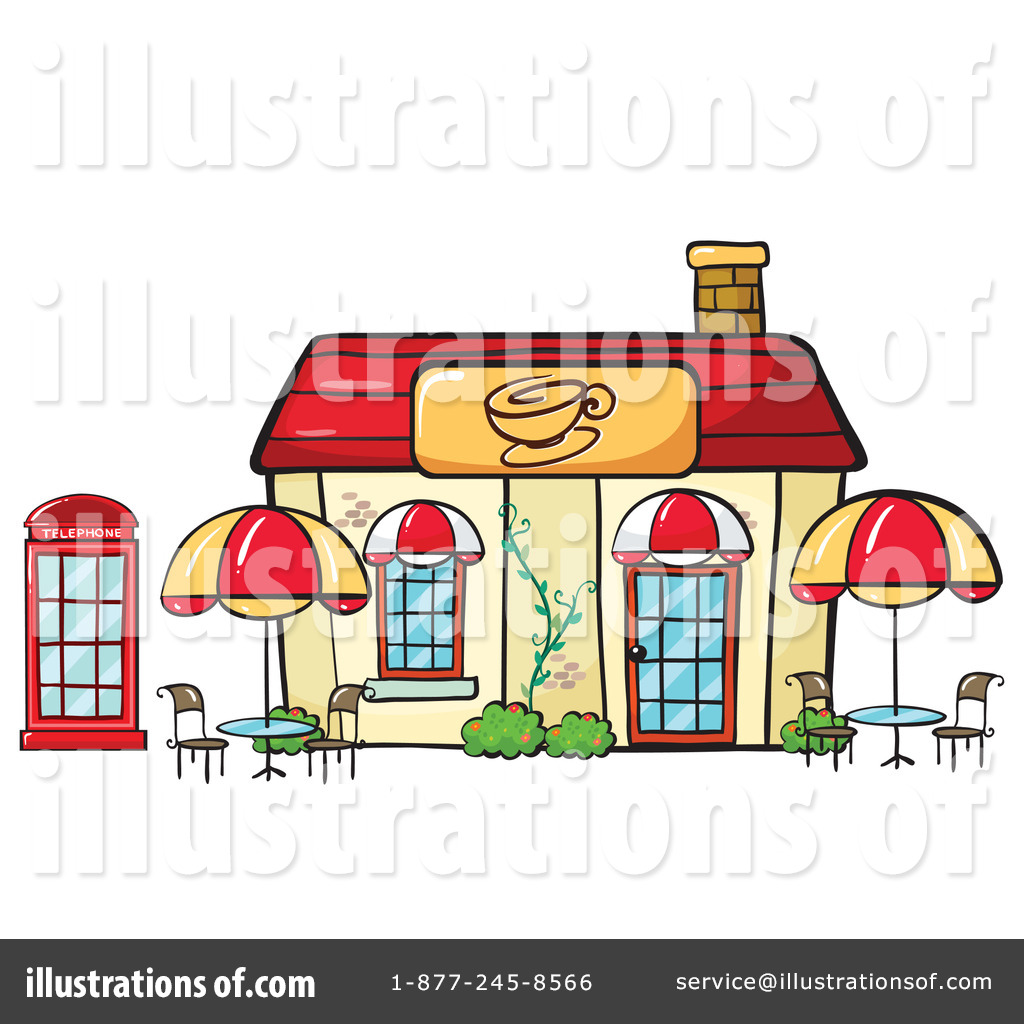 Cafe Clipart #1151137.
