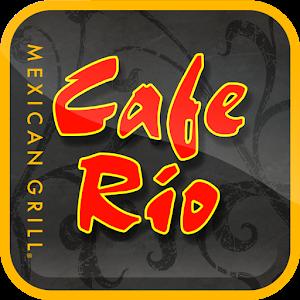 Cafe Rio.
