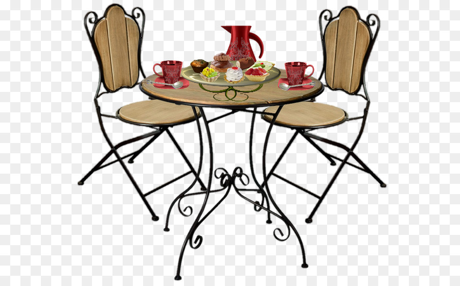 Hotel Table Terrace Chair Clip art.