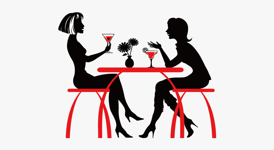 Cafe Table Clipart.