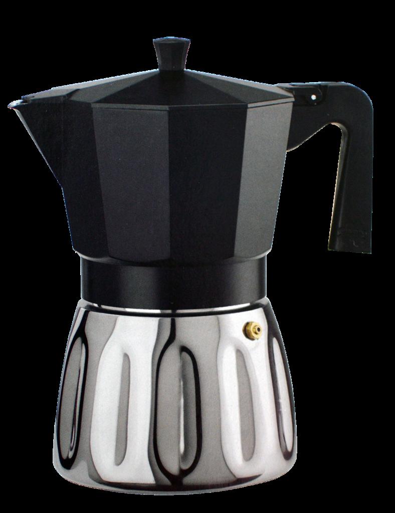 Cafetera 6 tazas inducción Ilsa Vitto mix.