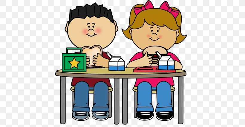 School Meal Lunch Table Breakfast Clip Art, PNG, 450x426px.