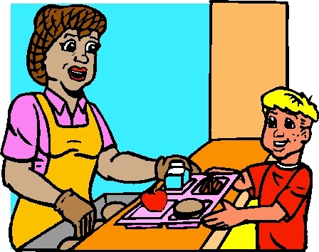 School cafeteria clipart 9 » Clipart Station.