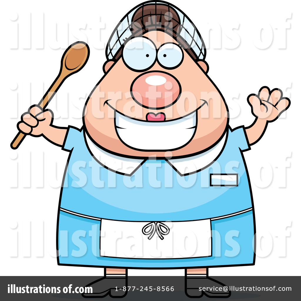 Lunch Lady Clipart #1269340.