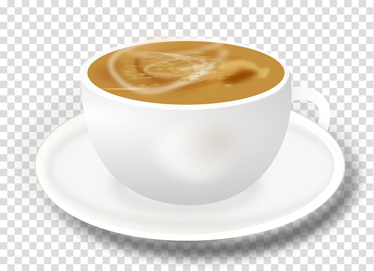 Coffee Cafe Cappuccino , Coffee transparent background PNG clipart.