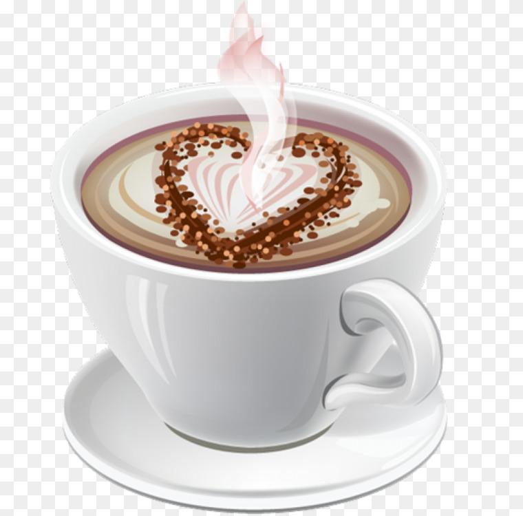 Caffè Macchiato,Coffee,Cappuccino Transparent PNG.