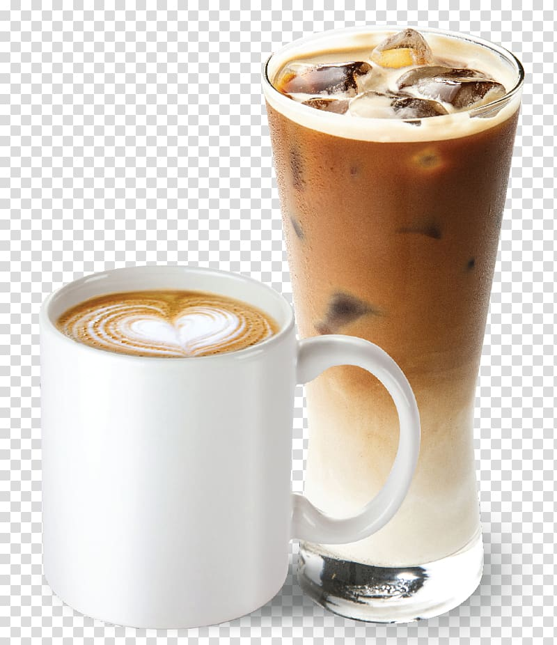 Latte macchiato Caffè macchiato Café au lait Caffè mocha, Coffee.