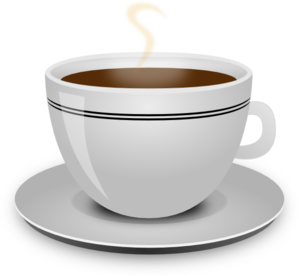 2 coffee cup clip art free vector in encapsulated postscript.