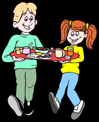 Cafeteria Clipart.