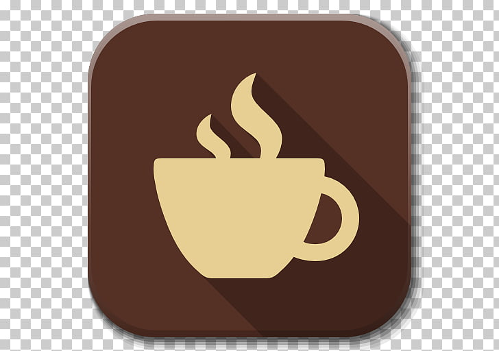 Thumb cup hand finger, Apps Caffeine, coffee logo PNG.