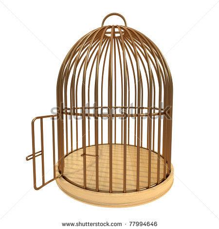 Cage Clip Art.