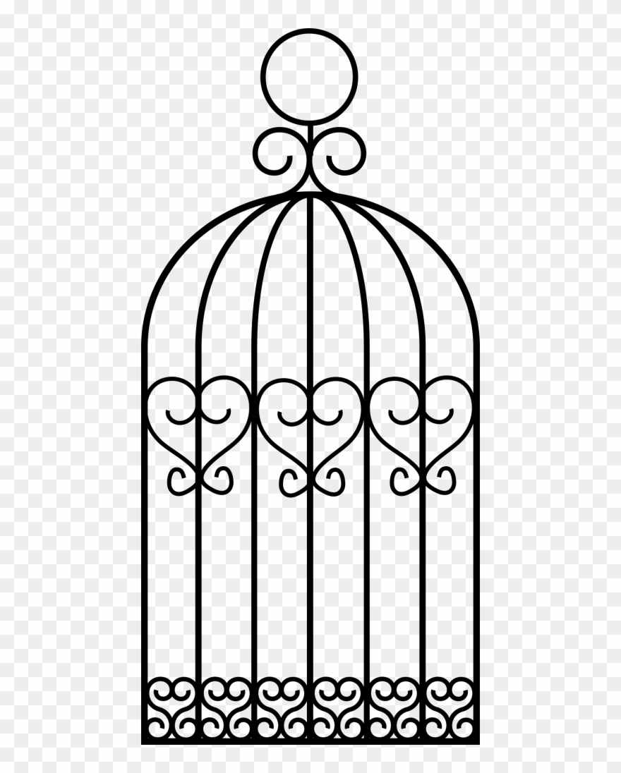Cage Bird Png.