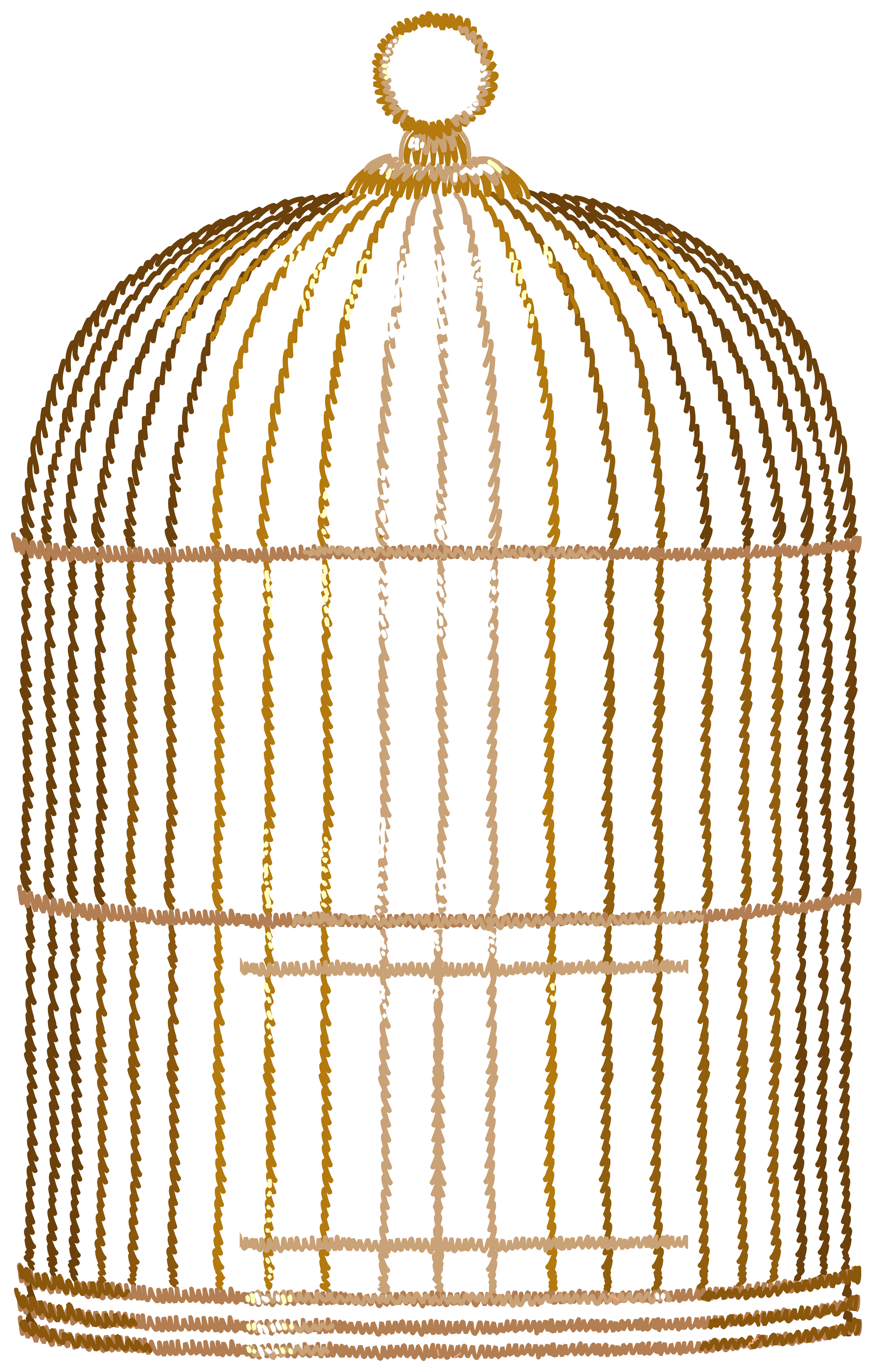 Cage PNG Clipart.