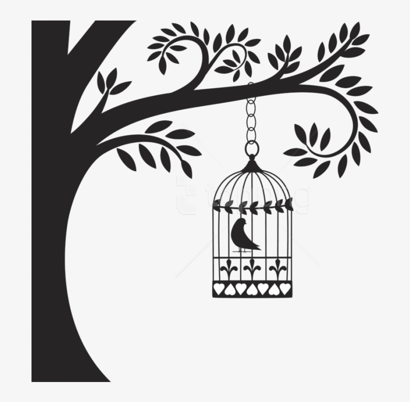 Free Png Download Cage Bird Clipart Png Photo Png Images.