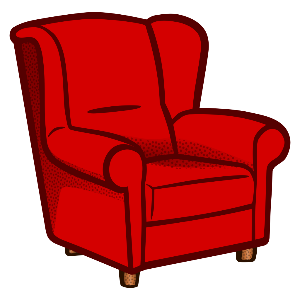 Clipart chair big chair, Clipart chair big chair Transparent.