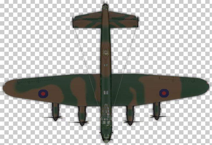 Avro Lancaster B III (Special) Airplane Operation Chastise.