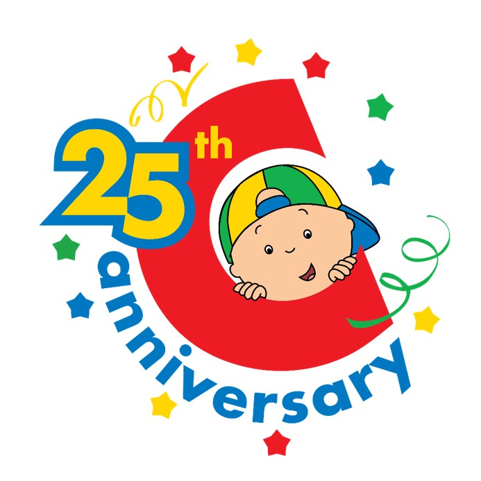 Kidscreen » Archive » Caillou celebrates 25 years.