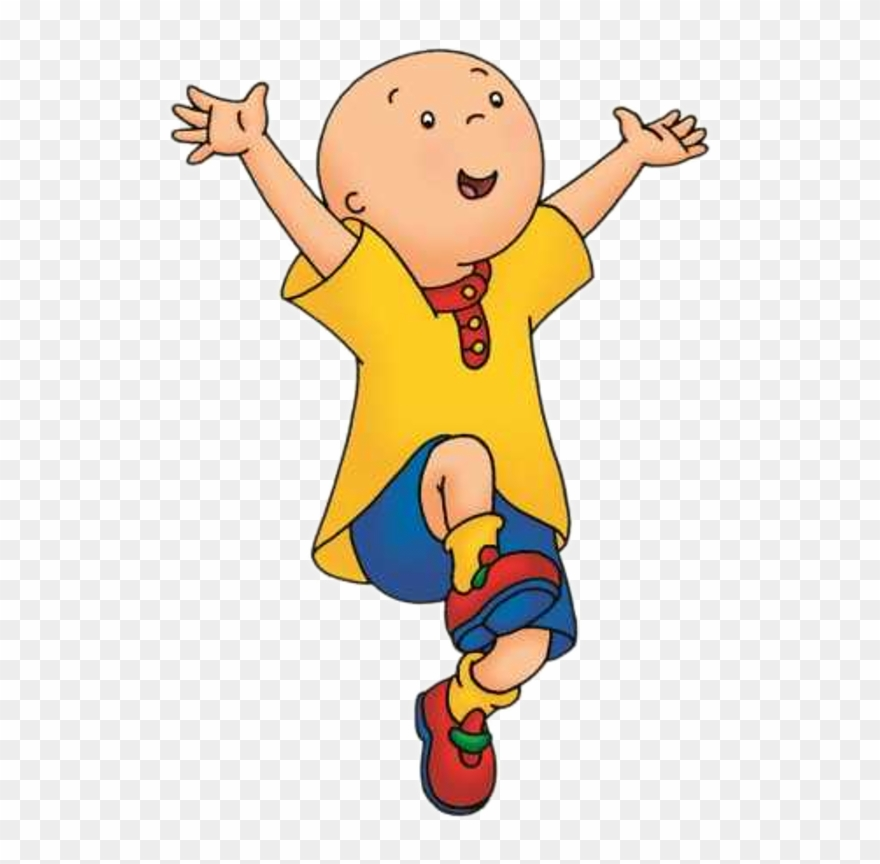 More Caillou Pictures.