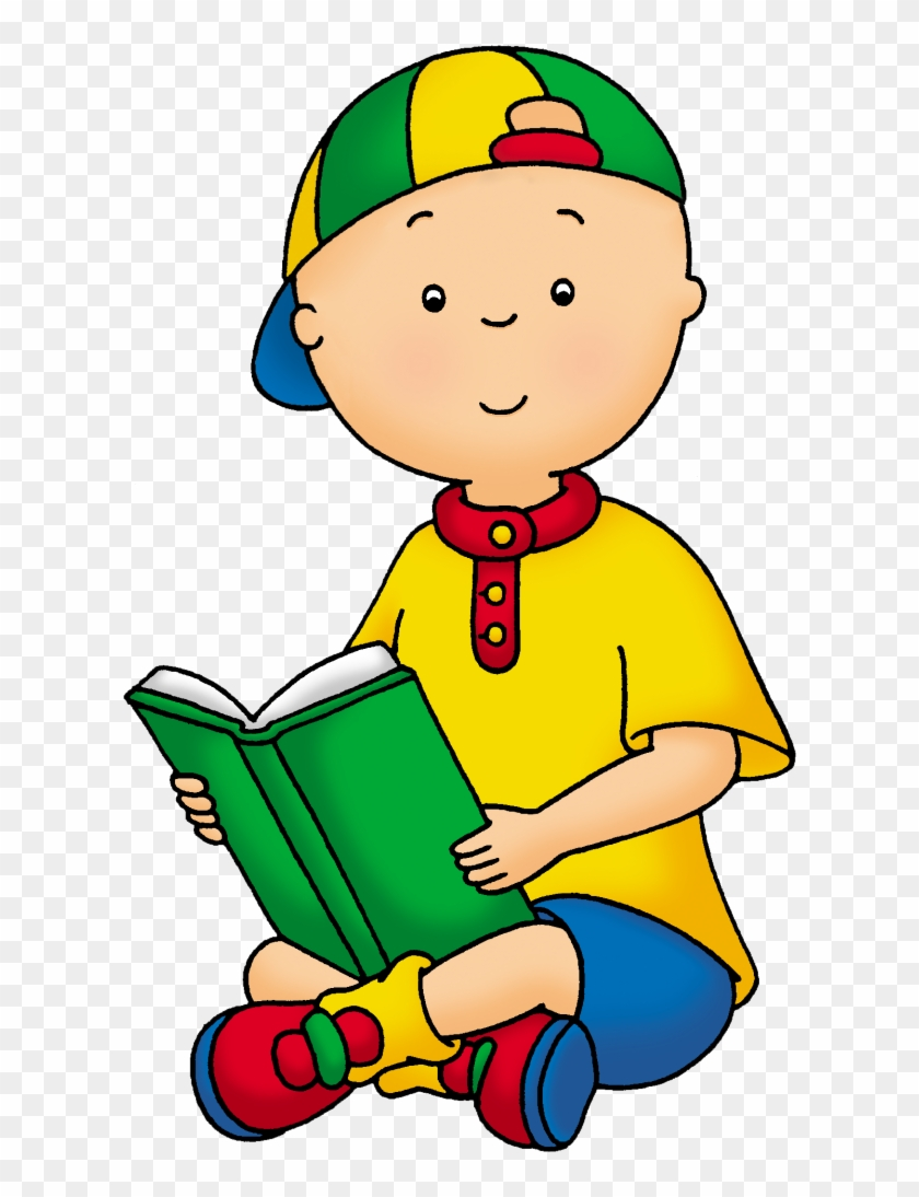 Caillou Png Pack.