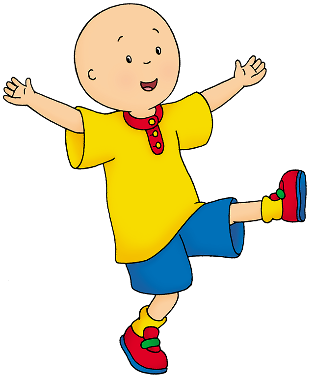 Caillou Png Vector, Clipart, PSD.