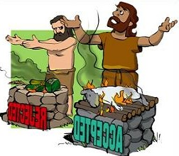 Stories in Bible: Cain and Abel.