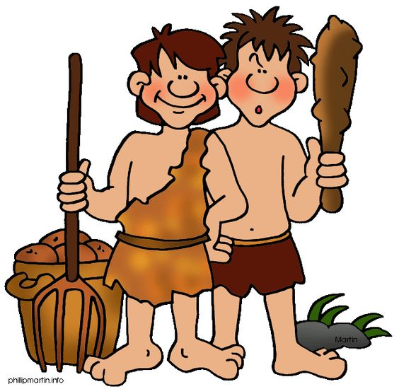 Free Bible Clip Art by Phillip Martin, Cain and Abel.