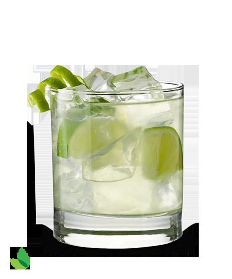 Caipirinha Recipe with Truvía® Natural Sweetener.