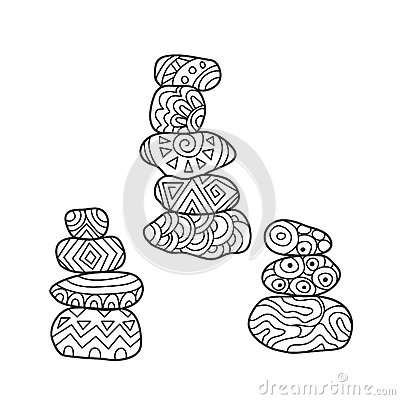 Cairns Stock Illustrations.