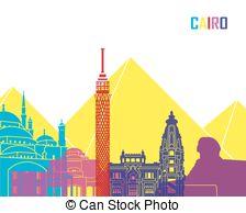 Cairo skyline Vector Clip Art EPS Images. 116 Cairo skyline.