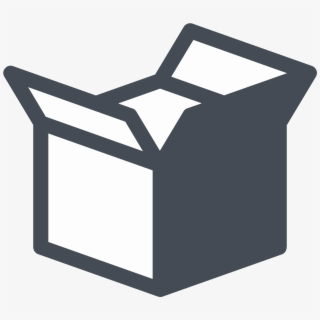 Open Delivered Box Icon.