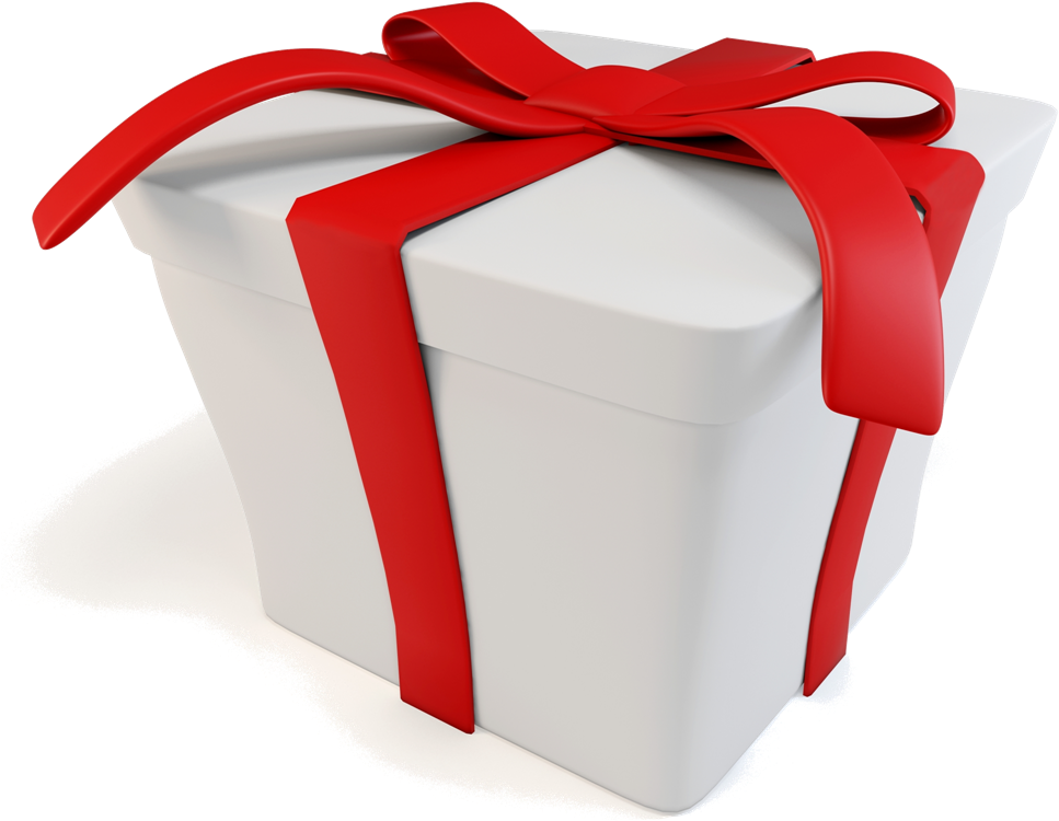 Pix For Open Christmas Present Box Png.