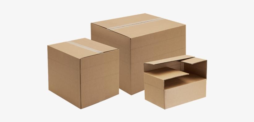 Cajas De Carton Png.