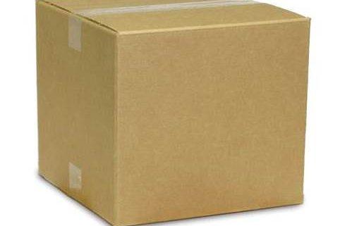 Caja carton ondulado, breve historia. Origen y evolución.