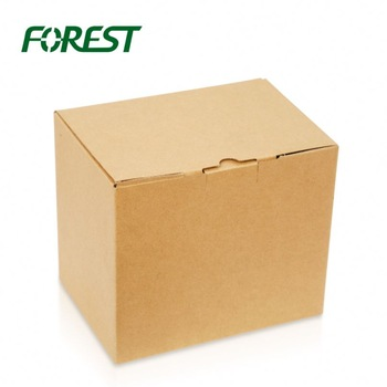 Forest Packing Cheap Jewelry Caja Carton Cardboard 24 Bottle Beer Box.