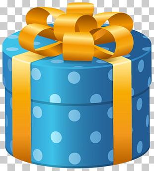Caja de regalo roja, caja de regalo, regalo rojo punteado.