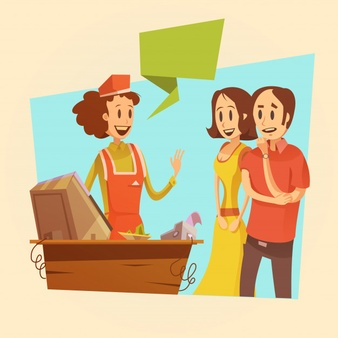 Cashier Vectors, Photos and PSD files.